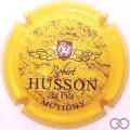"""Champagne capsule A1.husrob Jaune, tachetée, sans """"Champagne"""", mal imprimé"""