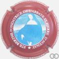 Champagne capsule A1.revolt Cuvée Sainte Berthe, centre bleu