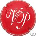 Champagne capsule 5.j Jéroboam, rouge ( Orange) et blanc