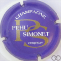 Champagne capsule 4 Fond violet