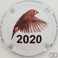 Champagne capsule 24.c Mandarin 2020