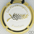 Champagne capsule 127.a Les Placomusophiles Azuréens, fond blanc