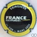 Champagne capsule 52.c Le Mans 2012