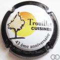 Champagne capsule 20.d Trouillet, 43 ans