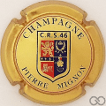 Champagne capsule 15 CRS 46