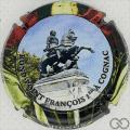 Champagne capsule A32 Jéroboam, rond-point François 1er à Cognac