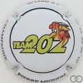 Champagne capsule 74.a Team 202