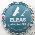 Champagne capsule 138 Eleas 2019