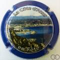 Champagne capsule A26 La Côte d'Azur en Fête