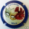 Champagne capsule A26.b Carnaval Nice