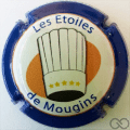 Champagne capsule A26.c Les Etoiles de Mougins
