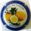 Champagne capsule A26.d Fête du Citron Menton