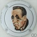 Champagne capsule A21.a Humphrey Bogart