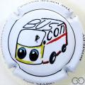 Champagne capsule 38.f Picon bus