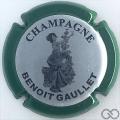 Champagne capsule 2.c Contour vert