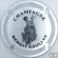 Champagne capsule 2.d Blanc