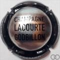 Champagne capsule 19.d Métal Contour noir