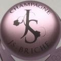 Champagne capsule 5.a Parure rosé-violacé