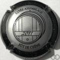 Champagne capsule 28.b 2011