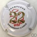 Champagne capsule A1.e Blanc, 22