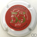 Champagne capsule A1.g Rouge, 35