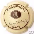 Champagne capsule 4 Crème et marron