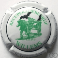 Champagne capsule A25 Cordier-Willems
