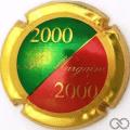 Champagne capsule 16 Polychrome jéroboam