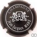 Champagne capsule 1 Noir