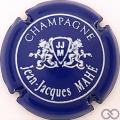 Champagne capsule 8 Bleu clair