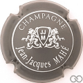 Champagne capsule 5 Gris