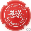Champagne capsule 3 Rouge