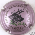 Champagne capsule 61.g Rose, 2018