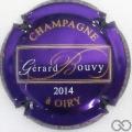 Champagne capsule 6.b Violet, 2014