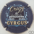 Champagne capsule 45 Crazy Cyrcus