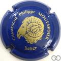 Champagne capsule 6.n Bélier, sans date