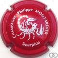 Champagne capsule 6.u Scorpion, sans date