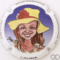 Champagne capsule 61.f Louna