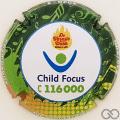 Champagne capsule 100.f Child Focus