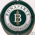 Champagne capsule 7 B au centre