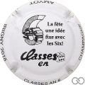 Champagne capsule 12.a Les 6, Irigny 2016
