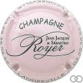 Champagne capsule 1 Crème et vert
