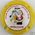 Champagne capsule 19.m Joyeux Noël 2020