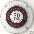 Champagne capsule  50 ans