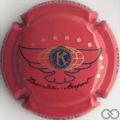 Champagne capsule 11.j Fond rouge