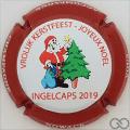 Champagne capsule 19.j Joyeux Noël 2019