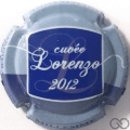 Champagne capsule 18.a Cuvée Lorenzo 2012