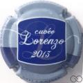 Champagne capsule 18.b Cuvée Lorenzo, 2013