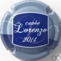 Champagne capsule 18.c Cuvée Lorenzo 2014