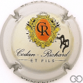 Champagne capsule 5.a Ecusson rouge